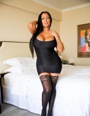 Busty Latina Milf - 01