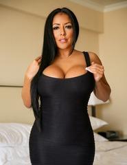 Busty Latina Milf - 02