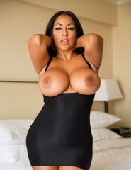 Busty Latina Milf - 03