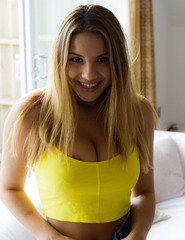 Lacey In Yellow Top - 05