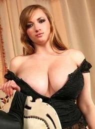 Sizzling Blonde Sara Willis