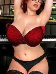 Tessa Fowler Piano Lingerie