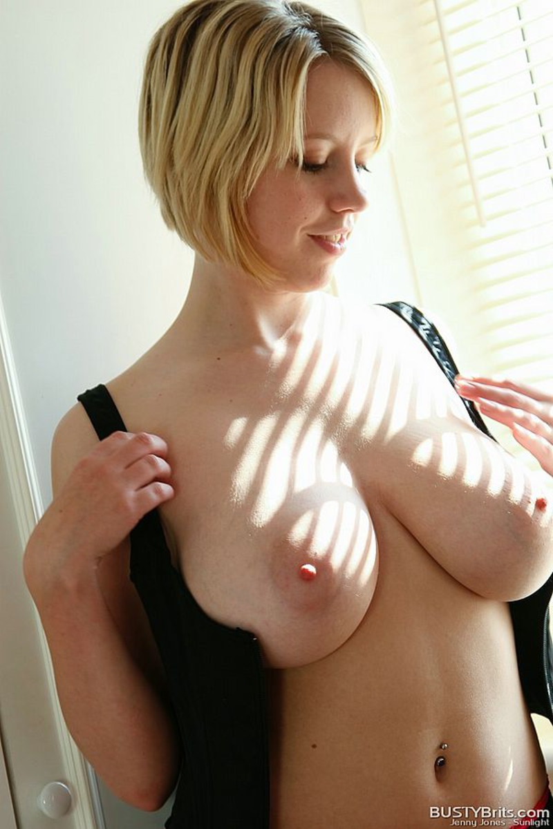 Jenny Jones Nude Boobs - 06