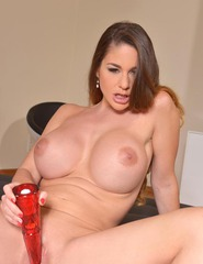 Cathy Heaven With Two Toys - 12
