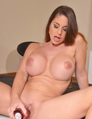 Cathy Heaven With Two Toys - 13