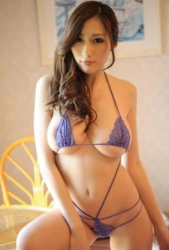 Gorgeous Asian Girl Julia