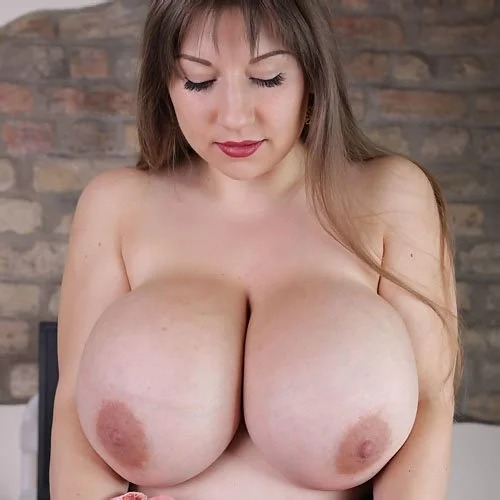 Samantha Lily Tiny Bras And Measuring
